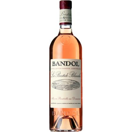 BANDOL ROSE 2019 - DOMAINE LA BASTIDE BLANCHE
