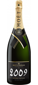 CHAMPAGNE MOET & CHANDON - GRAND VINTAGE 2009 - MAGNUM