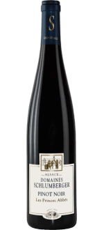 PINOT NOIR 2017 - LES PRINCES ABBES - DOMAINE SCHLUMBERGER