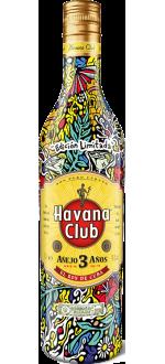 HAVANA CLUB BEBAR - RHUM 3 ANS