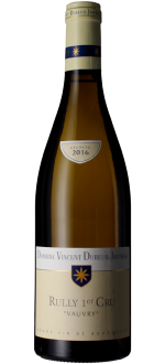 RULLY 1ER CRU BLANC - VAUVRY 2018 - DUREUIL-JANTHIAL