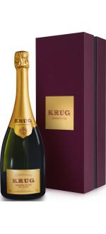CHAMPAGNE KRUG - GRANDE CUVÉE 168 EME EDITION - COFFRET LUXE