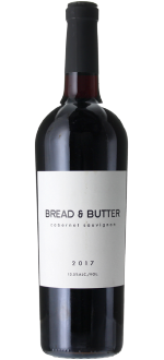 CABERNET SAUVIGNON 2017 - BREAD AND BUTTER
