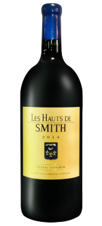 DOUBLE-MAGNUM LES HAUTS DE SMITH 2014 - SECOND VIN DU CHATEAU SMITH HAUT LAFITTE