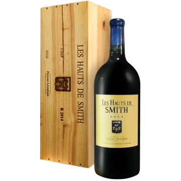 IMPERIALE LES HAUTS DE SMITH 2015 - SECOND VIN DU CHATEAU SMITH HAUT LAFITTE