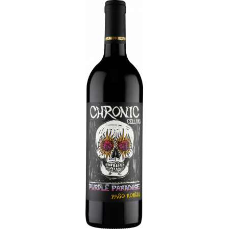 PURPLE PARADISE 2018 - CHRONIC CELLARS