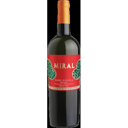 MIRAL - NERO D'AVOLA 2019 - CANTINE FINA