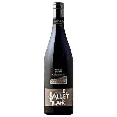 COTE ROTIE - GALLET BLANC 2018 - FRANCOIS VILLARD