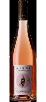 MARIUS ROSE 2019 - MARIUS - MICHEL CHAPOUTIER