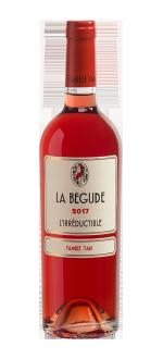 L'IRREDUCTIBLE ROSE 2019 - DOMAINE DE LA BEGUDE