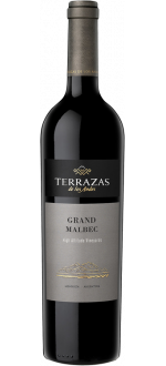 GRAND MALBEC HIGH ALTITUDE VINEYARDS 2017 - TERRAZAS DE LOS ANDES