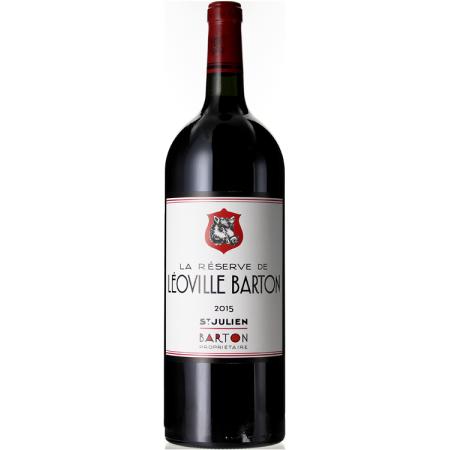 MAGNUM LA RESERVE DE LEOVILLE BARTON 2016 - SECOND VIN DU CHATEAU LEOVILLE BARTON