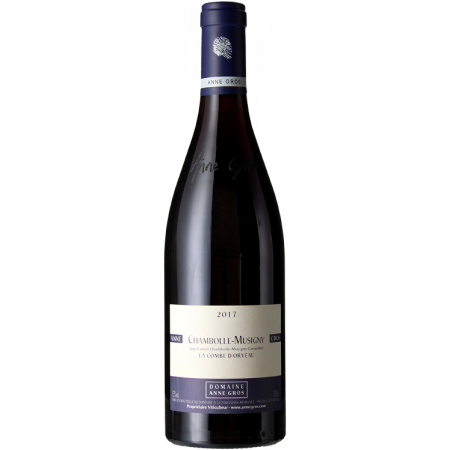 CHAMBOLLE MUSIGNY - LA COMBE D'ORVEAU 2018 - ANNE GROS