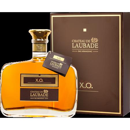 X.O. DIAMANT - CHATEAU DE LAUBADE - EN COFFRET
