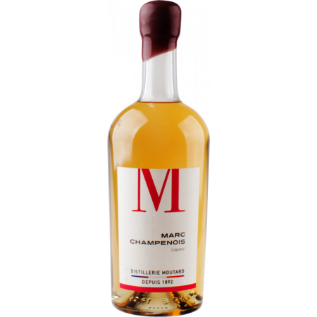 DISTILLERIE MOUTARD - LIQUEUR DE MARC CHAMPENOIS