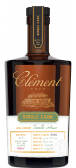 RHUM CLÉMENT - SINGLE CASK VANILLE INTENSE