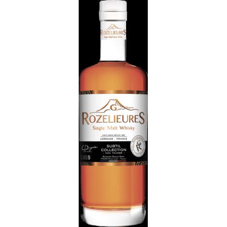 WHISKY FRANCAIS G.ROZELIEURES - SUBTIL COLLECTION - EN ÉTUI
