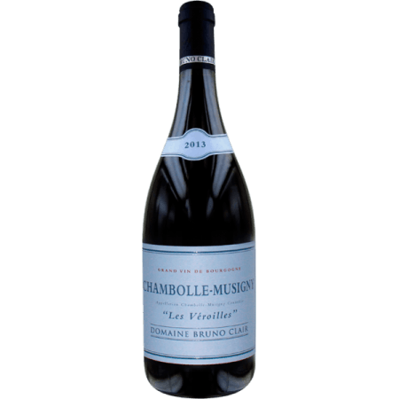 CHAMBOLLE MUSIGNY LES VEROILLES 2017 - DOMAINE BRUNO CLAIR