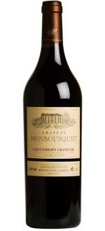 CHATEAU MONBOUSQUET 2010 (France-Bordeaux-Saint-Emilion Grand Cru AOC-Rouge-0,75L)