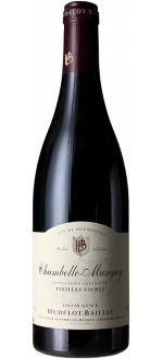 CHAMBOLLE MUSIGNY - VIEILLES VIGNES 2017 - DOMAINE HUDELOT BAILLET