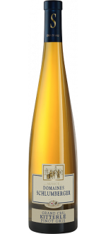 PINOT GRIS GRAND CRU KITTERLE 2013 - DOMAINE SCHLUMBERGER