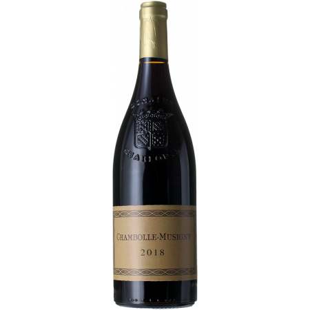 CHAMBOLLE MUSIGNY 2018 - DOMAINE PHILIPPE CHARLOPIN