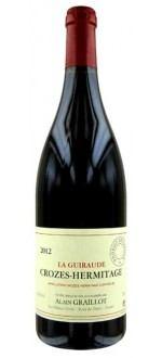 LA GUIRAUDE 2012 - DOMAINE ALAIN GRAILLOT (France - Vin Rhône - Crozes-Hermitage AOC - Vin Rouge - 0,75 L)