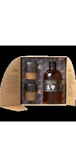 AKASHI - MEISEI - EN COFFFRET 2 VERRES