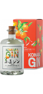 GIN KOMASA - KOMIKAN - EN ETUI