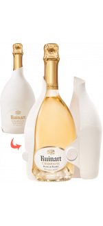 CHAMPAGNE RUINART - BLANC DE BLANCS - SECOND SKIN