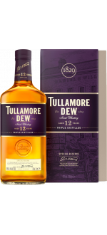 SPECIAL RESERVE 12 ANS - TULLAMORE DEW