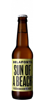 SUN OF A BEACH 33CL - SESSION INDIAN PALE ALE - BELAFONTE BREWING COMPANY