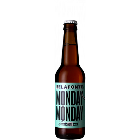 MONDAY MONDAY 33CL - INDIAN PALE ALE - BELAFONTE BREWING COMPANY