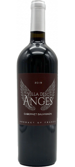 CABERNET-SAUVIGNON 2019 - VILLA DES ANGES - JEFF CARREL