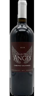 CABERNET-SAUVIGNON 2019 - VILLA DES ANGES - JEFF CARREL