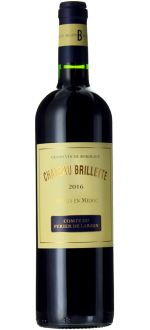 CHATEAU BRILLETTE 2018 - CRU BOURGEOIS
