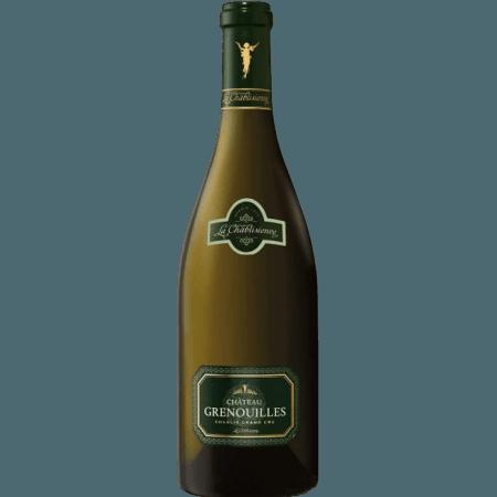 JEROBOAM - CHÂTEAU GRENOUILLES 2012 - LA CHABLISIENNE