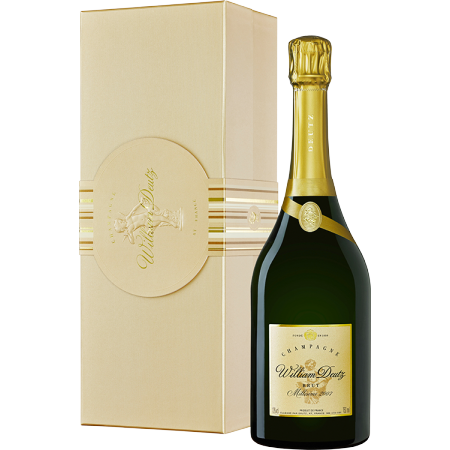 CHAMPAGNE DEUTZ - CUVEE WILLIAM DEUTZ 2008 - COFFRET LUXE