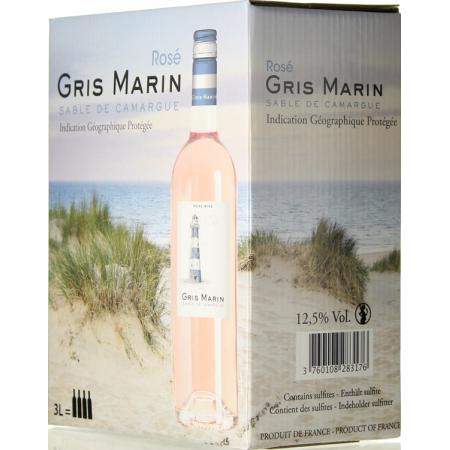 CUBI 3L - GRIS MARIN - DUNE GRIS DE GRIS 2020