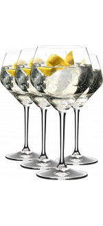 GIN SET TONIC LONG DRINK - 4 VERRES - REF 5441/97 - RIEDEL