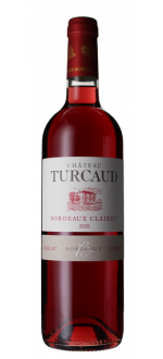 BORDEAUX CLAIRET 2020 - CHATEAU TURCAUD