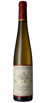 RIESLING GRAND CRU KAEFFERKOPF VENDANGES TARDIVES 2015 - DOMAINE MEYER FONNE