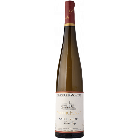 PINOT GRIS HINTERBURG DE KATZENTHAL 2017 - SELECTION DE GRAINS NOBLES - DOMAINE MEYER FONNE