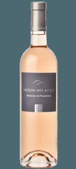 CLASSIQUE VALLON DES ANGES ROSE 2020 - DOMAINE DE VALDITION