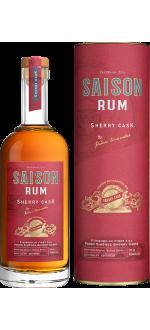 RHUM SAISON SHERRY CASK - EN ETUI