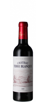 DEMI-BOUTEILLE CHATEAU TERRE BLANQUE 2019