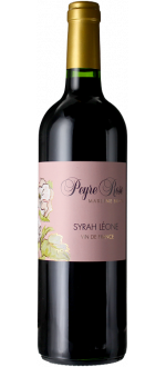 SYRAH LEONE 2010 - DOMAINE PEYRE ROSE