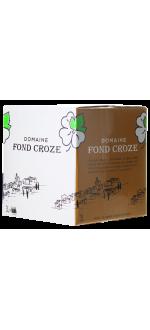 CUBI 3L - IGP ROSE 2019 - DOMAINE FOND CROZE