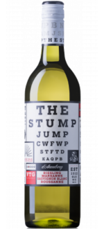 THE STUMP JUMP WHITE BLEND 2018 - D'ARENBERG