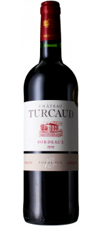 CHATEAU TURCAUD - BORDEAUX 2018